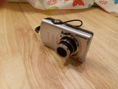 超過九成新Canon IXUS 870 IS 一仟萬像素,4X zoom  len