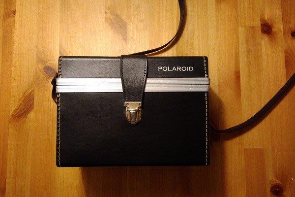 寶麗萊 Polaroid 拍立得原廠皮箱(含運)
