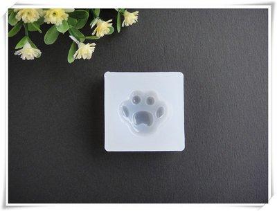 ☆荳荳龍~DIY手作黏土☆ 貓爪 熊掌 滴膠模 水晶膠模具 矽膠模