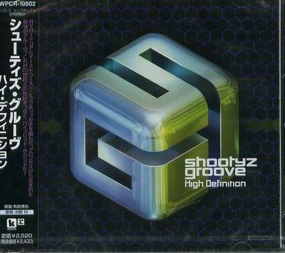 K - Shootyz Groove - High Definition - 日版 +2BONUS - NEW