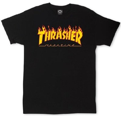 { POISON } THRASHER...