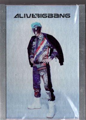 BIGBANG ALIVE 台灣獨占超級豪華限定盤 鋁盒版 ( T.O.P版 ) | 再生工場 03