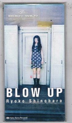 [鑫隆音樂]日語3吋單曲-篠原涼子/BLOW UP [ESDB3831] 原裝進口版 / 全新/免競標