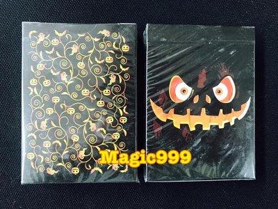 [MAGIC 999] 魔術道具~Halloween playing card 萬聖節 收藏牌系列