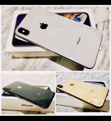 ?二手機 iphone Xs Max 256G (6.5吋/無線充電/雙1200萬畫素)