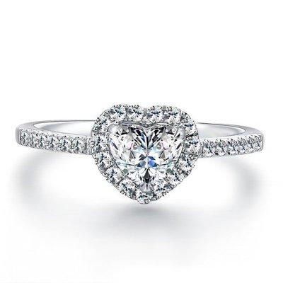 GIA鑽石/求婚戒婚戒愛心鑽戒送驚喜求婚企劃 鑽石家