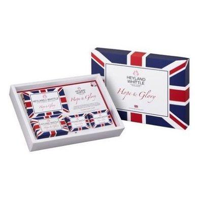 『Miss Cat 貓小姐』*Heyland & Whittle 英倫禮讚手工皂禮盒(希望與榮耀) 內含皂盤【出清】