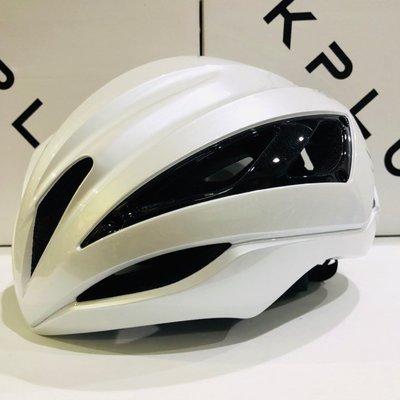 【皇小立】KPLUS ULTRA 磁吸式安全帽 白色 自行車安全帽 / KASK MONTON POC OGK GIRO