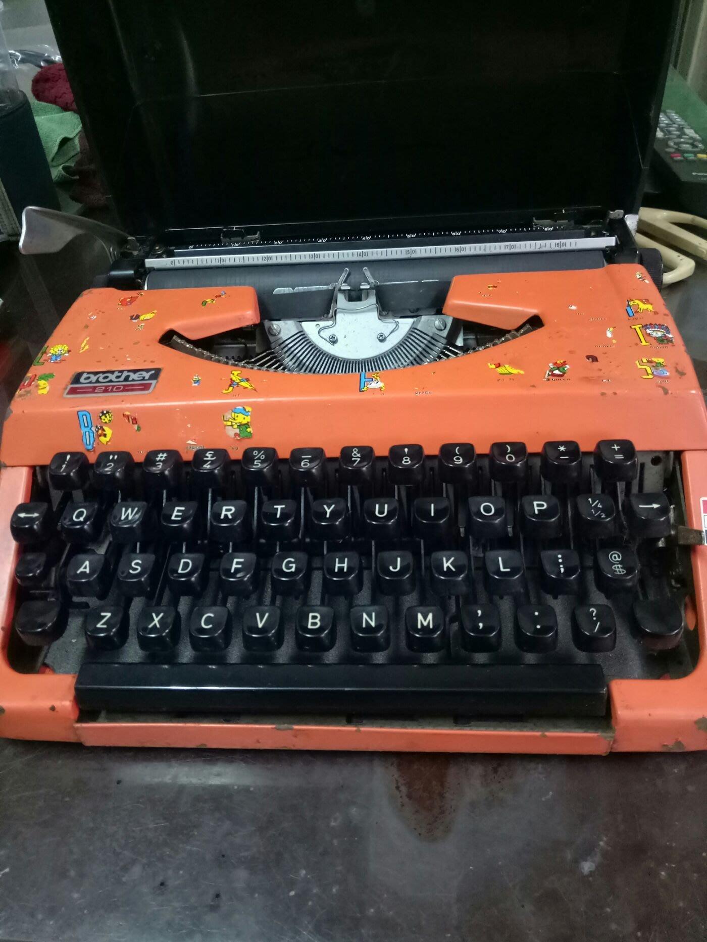 兄弟牌打字機