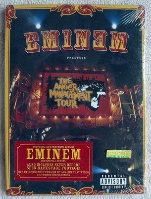 2005全新DVD未拆!進口版20首-阿姆-巡迴演唱會-THE ANGER MANAGEMENT TOUR-Eminem