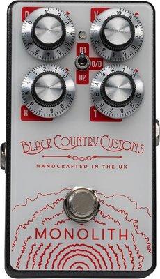 【又昇樂器 . 音響】Laney Black Country Customs MONOLITH 單顆 破音 效果器