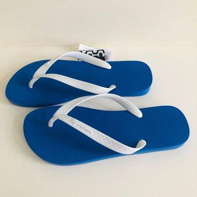 《現貨》Ipanema 女生夾腳拖鞋 巴西尺寸33/34,35,36,37/38,39/40(巴西超軟Q經典夾腳人字拖鞋-天空藍)