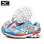 (24cm)【MIZUNO 美津濃】慢跑鞋WAVE RIDER 20 FUJI富士楓葉/J1GD170802 M682