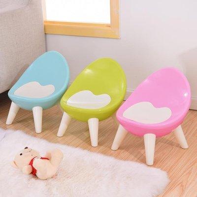 加厚寶寶bb兒童小孩靠背椅凳子嬰幼兒小椅子寶寶凳小凳子jy