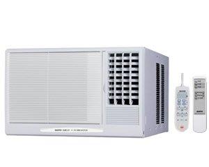 【 樂活家電館】標準按裝21500【 SANYO 三洋6-8坪 窗型冷氣SA-L41FE/SA-R41FE 】