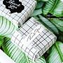 AM好時光【J280】韓款Thank you白長條貼紙 10枚❤西點烘焙餅乾包盒封口貼 opp透明禮物包裝袋裝飾 手工皂