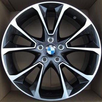 BMW X5 2014 最新款19吋鋁圈樣式 適X1 X3 X4 X6 E83 E84 E53 E70 E71F15  F12 F20 F61 F07 Z4 (B640)
