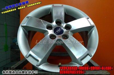 【桃園 小李輪胎】16吋5孔108 福特 FOCUS 原廠 中古鋁圈 MONDEO KUGA VOLVO Jaguar