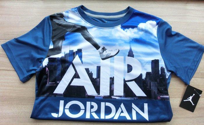 *【小小pen運動用品】...JORDAN AIR 潮牌T恤, 100%正品