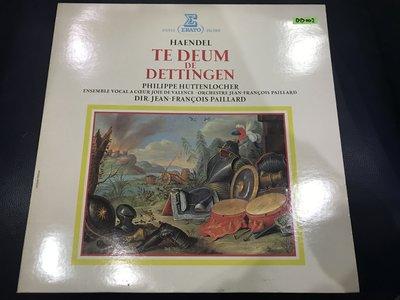 開心唱片 (HAENDEL / TIE DEUM) 二手 黑膠唱片 DD002