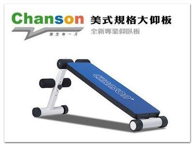 強生CS-8039美式大型仰臥起坐訓練架Chanson【1313健康館】 另有健腹器.健身車.健臂器.拉筋版.踏步機