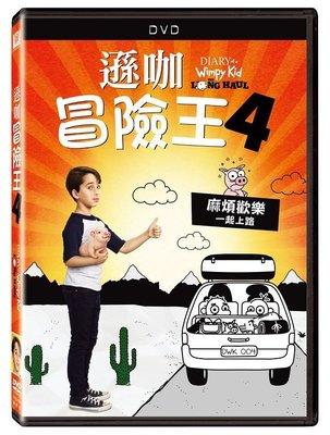 【日昇小棧】電影DVD-遜咖冒險王4【艾莉西亞席薇史東、湯姆艾佛瑞特史考】-【全新正版-附發票】 7/09