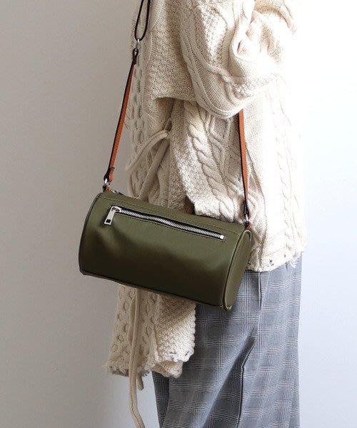 【Mr.Japan】日本限定 COLDE 肩背 側背包 桶狀包 小包 外出 簡約 三色 綠 預購款