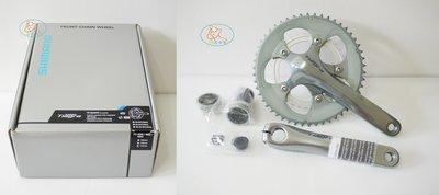 【小灰盒裝】SHIMANO TIAGRA FC-4650 CT盤 50/34t 腿175 fc-4600/fc-5750