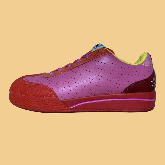 JCI:REEBOK x BBC ICE CREAM 粉紅經典配色 限量滑板鞋 Bape / Stussy
