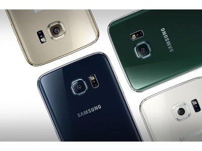 Samsung三星 原廠Galaxy S6 edge專用原廠背蓋 電池蓋 輕薄防護背蓋 手機背蓋 現貨供應中