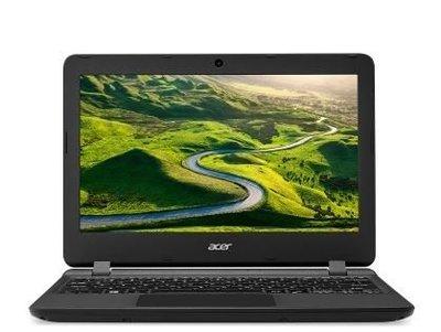 含稅【Acer】ES1-132-C30B*黑11.6吋霧面2G 32Gssd Win 10