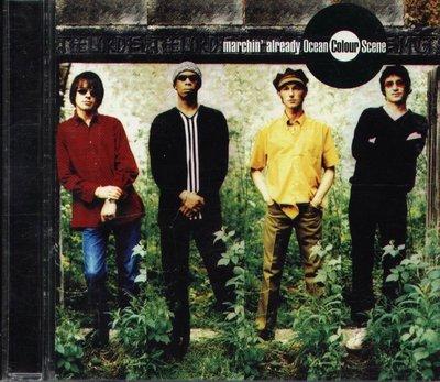 八八 - Ocean Colour Scene - Marchin Already - 日版 CD+4BONUS