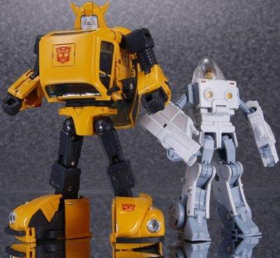 金錢貓雜貨 全新 變形金剛 MP-21 MP21 大黃蜂 BUMBLE BEE 福斯 金龜車