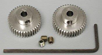 04 Pinion Gear 0.4M馬達齒 40T/41T[53420]
