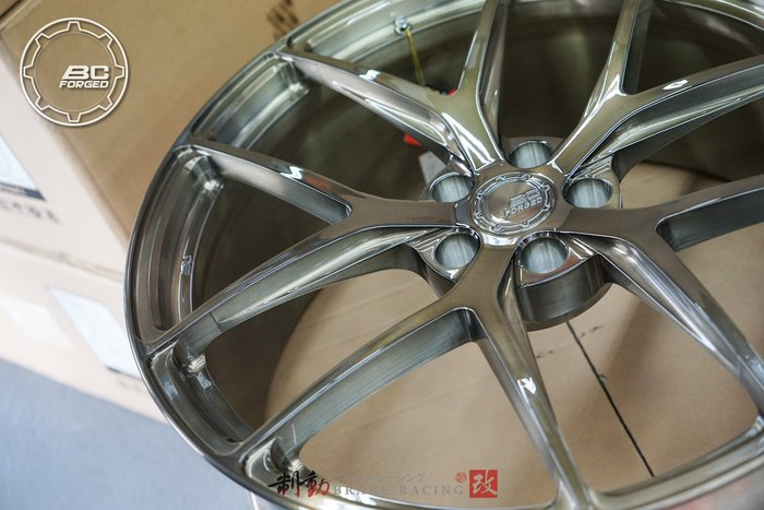 """BC RZ-21 Wheels 單片鍛造客製化 銅刷絲 各車款規格訂製 精緻鋁圈 18~21"""" 搭配輪胎優惠 / 制動改"""