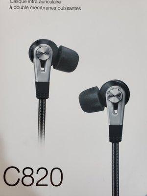 全新現貨 日本進口DENON AH-C820 耳道式耳機