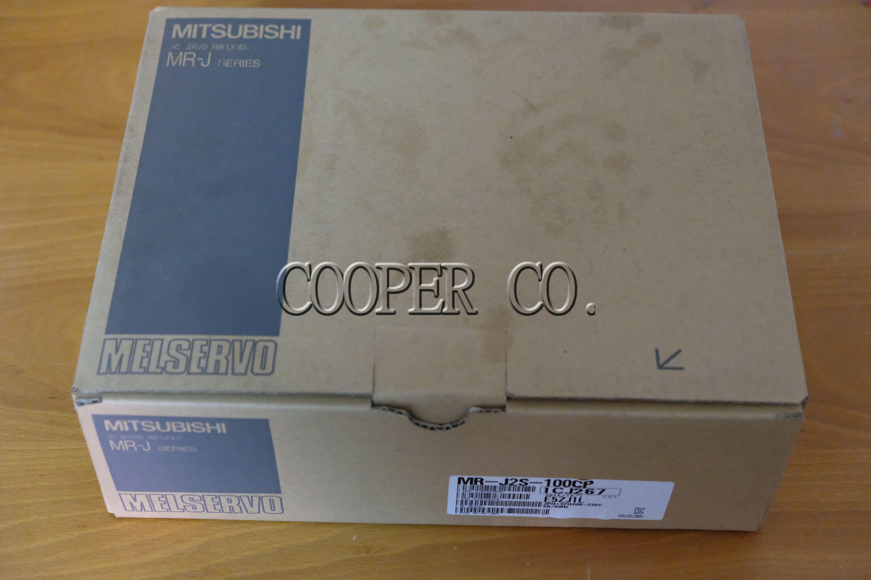 【Cooper.Co】Mitsubishi 三菱 MR-J2S-100CP NEW 伺服控制器 新品 中古 現貨