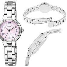 日本正版 CITIZEN 星辰 REGUNO KP1-012-95 女錶 女用 手錶 太陽能充電 日本代購