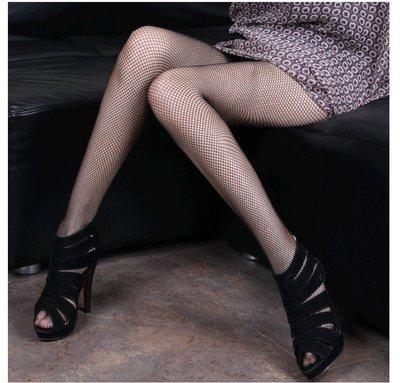Sexy Black Fishnet Net Pattern Jacquard Pantyhose,party