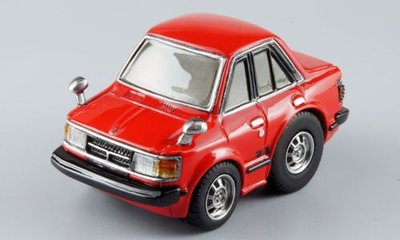 日本 Finework 蛋車 手版模型 TOYOTA Celica CAMRY 132