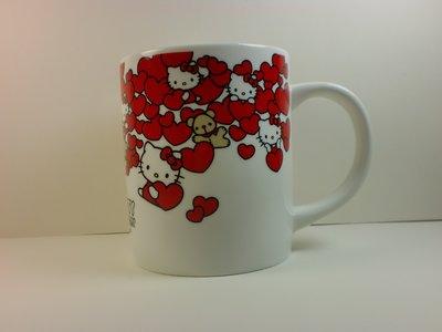 東京家族Hello Kitty 40週年紀念馬克杯