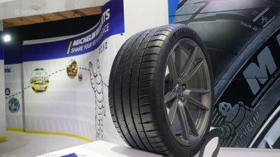 超級輪胎王~全新MICHELIN米其林 PS4S 235/40/19 PSS後繼胎~抓地力排水性更強 [直購價8600]