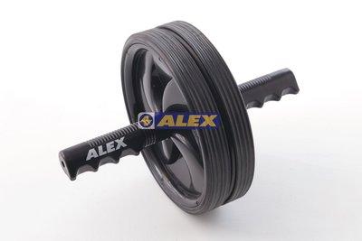 【斯伯特】ALEX B-15 運動 滾輪 另售 拉力繩 重訓手套 瑜珈墊 瑜珈磚 韻律球 彈力帶 瑜珈滾筒 跳繩