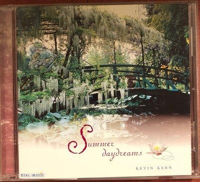 *愛樂熊貓*REAL music凱文科恩 Kevin Kern/Summer Daydreams小橋流水