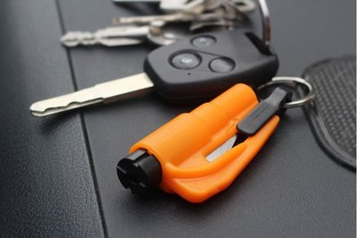 JAUNT迷妳安全錘 車用破窗器 汽車載救生錘 逃生錘 破窗神器鑰匙扣
