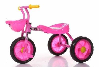 哆啦本鋪 迷你兒童三輪車童車小孩自行車腳踏車玩具寶寶單車123歲 D655