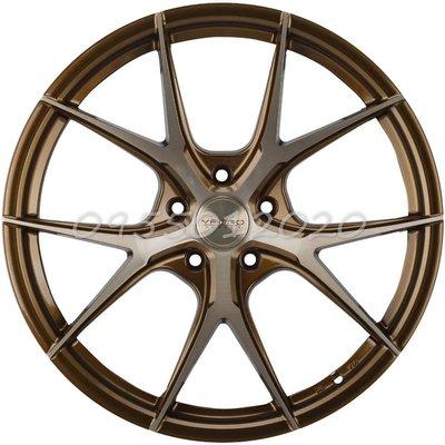 全新美國VARRO古銅金旋壓輕量19吋鋁圈20吋鋁圈BMW / BENZ/賓士 AUDI/VW/福斯/SKODA全可客制
