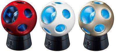 日本代購 日本製 國際牌 F-BP25T 循環扇 360度 迷你輕巧 五段風量 無扇葉內建LED燈 預購