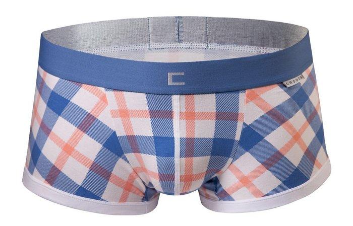 【OTOKO Men's Boutique】 TC01P/美國棉/低腰四角褲 (台灣獨家代理)  原廠正品