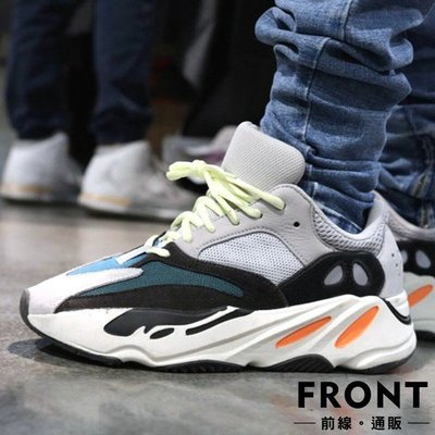 "Front 前線 ADIDAS Yeezy Boost 700 ""Wave Runner"" B75571 老爹鞋 肯爺"